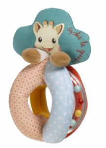 Sophie la girafe Rattle with Beads